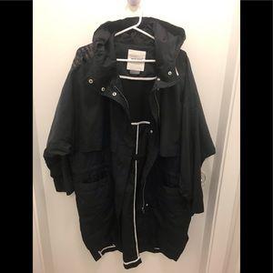 Jucy Judy Black wind Coat S